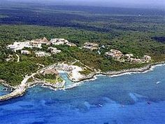 Occidental Grand Xcaret, Riviera Maya  exceptional location and food - all inclusive