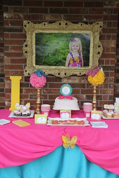 TONS of party ideas for all occasions