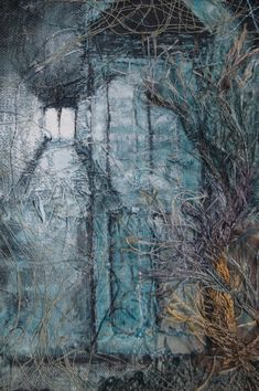 For more, please see www.ruthnorbury.com Art Base, Textile Art, Collage, Textiles, Urban, Creative, Artist, Painting, Design