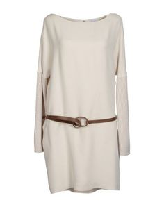 I found this great BRUNELLO CUCINELLI Short dress for $690 on yoox.com. Click to get a code for Free Standard Shipping on your next order. #yoox