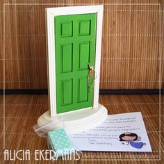this blog has so many cool tooth fairy ideas!
