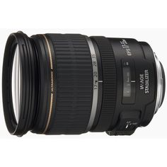 Canon EF-S 17-55mm f/2.8 IS USM lens - the 24-70mm L lens equivalent for APS-C size sensors i.e. get this for a cropped sensor and get the L lens for a full-frame sensor £784.99