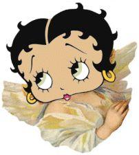 Betty Boop.....