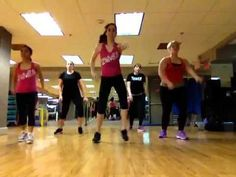 Dame La Ola - Zumba with Carolina W - Fitness in New York