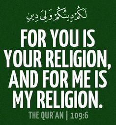 islam religion peace tolerance What about those peaceful and what about the quran's verses of peace and tolerance for  whoever seeks a religion other than islam, it will never.