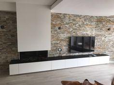 Op maat gemaakt, tv dressoir als lage wandkast. Ideaal als extra opbergruimte en geheel in stijl van het interieur. Alle maten en soorten te verkrijgen.