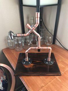 The Server Single Bottle Liquor Dispenser