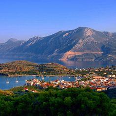 Epidaurus - Greece. Greek Isles, Santorini Greece, Greeks, Previous Life, Amazing Destinations, Continents, Beautiful Beaches, Athens, Places Ive Been