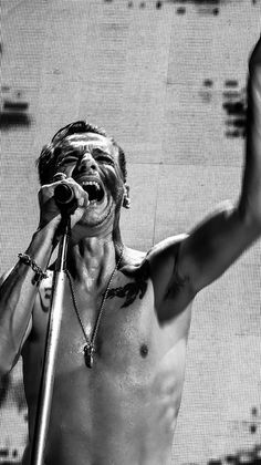 Dave Gahan - Delta Machine Tour - Montreal - September 03, 2013 - by Emilie Giguere on Flickr.