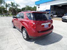2013 Chevrolet Equinox LT SUV Palm Beach Fl, Chevrolet Equinox