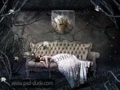 Lily Princess Fantasy Photoshop Tutorial - Photoshop tutorial | PSDDude