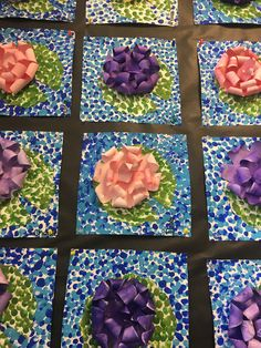 Gift Bow Flower Craft