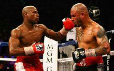 Floyd Mayweather  vs  Miguel Junita Cotto