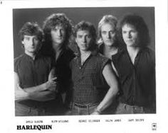 Image result for harlequin music group