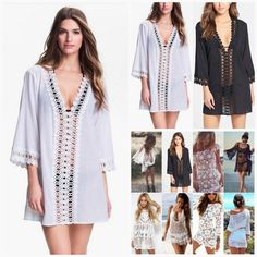 Women's Clothing Spirited Shujin 2018 Summer Beach Cover Up Blouses Women Sexy Hollow Out Crochet Knitted Beachwear See-through Shirts Blusa Swimsuit
