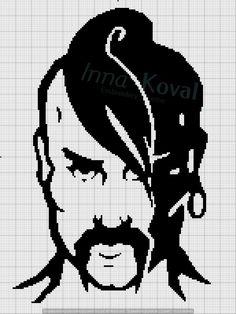 Cossack pattern I. Koval (c)