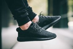 Yezzy Boots 350 Black