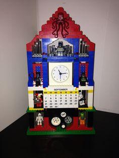 Lego - september tower