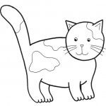 kitten coloring pages for kids. Cat Coloring Pages for Kids. This section has a lot of Cat coloring pages for preschool, kindergarten and kids. Frog Coloring Pages, Crayola Coloring Pages, Jesus Coloring Pages, Cat Coloring Page, Coloring Pages For Girls, Animal Coloring Pages, Coloring Pages To Print, Free Coloring, Cat Clipart