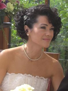 Pat O' Neill Portfolio - Wedding Hair Wedding Hairstyles, Fashion, Moda, Fashion Styles, Wedding Hair, Wedding Hair Down, Bridal Hair Accessories, Fashion Illustrations, Wedding Hairs