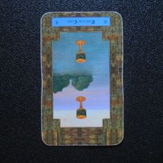 020613: Reversed Two of Cups - Beware of rash decisions you will later regret