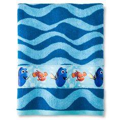 "Finding Dory Bath Towel (28""x50"") : Target"