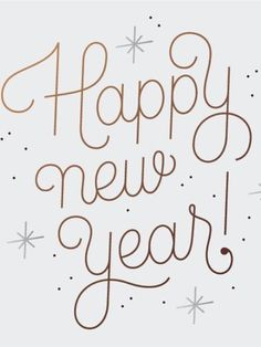 Happy New Year 2019 : QUOTATION – Image : Quotes Of the day – Life Quote Happy New Year typography – can use the same idea for Christmas card Sharing is Caring Happy New Year 2016, Happy New Year Cards, Happy New Year Wishes, New Year Greetings, Merry Christmas And Happy New Year, Happy New Year Logo, Happy 2017, Happy New Year Typography, Happy New Year Calligraphy