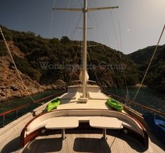 Luxury wg kp 009 gulet charter Greece Turkey 30 meters