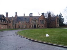 Meadowbrook Hall on the campus of Oakland University :)
