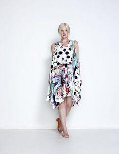 Love this dress! #MaritaHuurinainen #Finnishdesign