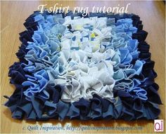 Tappeti In Tessuto Riciclato : Fantastiche immagini su riciclo creativo tessuti tutorials