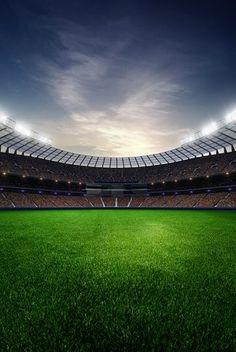 Football Stadium Wallpaper, Soccer Stadium, Football Stadiums, Simple Background Images, Background Images Wallpapers, Background Pictures, Blue Galaxy Wallpaper, Baseball Backgrounds, Football Background