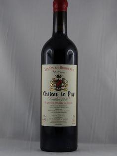 CHÂTEAU LE PUY - Bordeaux rouge Superbe Bordeaux, un vin nature par excellence, gros coup de coeur de la cave, de la structure en bouche toute en finesse. A découvrir absolument. #ChateaulePuy #Toulouse #Caviste #LaVigneronne #Vin #Bordeaux