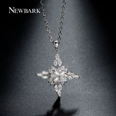 Find More Pendant Necklaces Information about NEWBARK Romantic Lucky Star…