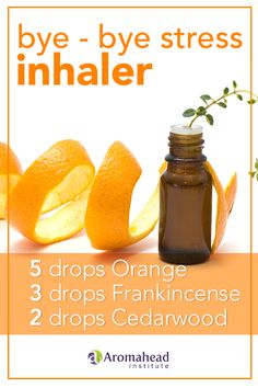 You can't carry a diffuser everywhere, but an aromatherapy inhaler is a way for you to take essential oils with you on the go. It's easy to make your own inhalers!  Click to receive my PDF of Aromahead's favorite inhaler blends. http://www.aromahead.com/blog/fave-inhalers