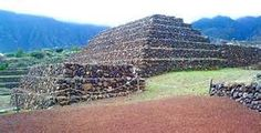 Thor Heyerdahl saved these pyramids in Tenerife. - - Yahoo Image Search Results