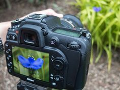Use your DSLR to make a movie