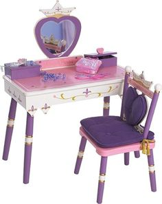 Levels of Discovery Princess Vanity Table and Chair Set Levels of Discovery,http://www.amazon.com/dp/B000F1S5CY/ref=cm_sw_r_pi_dp_QM8Ctb0Z5MYAPKTT