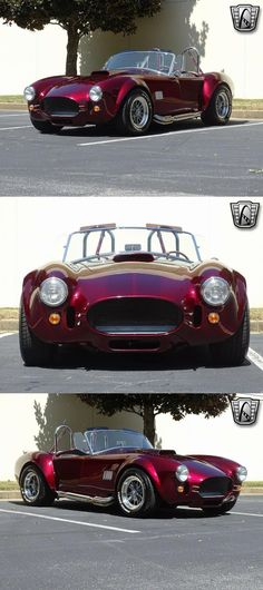 Cobra Replica, Replica Cars, Factory Five, Cars For Sale, Cars For Sell