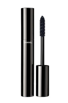 """Le Volume de Chanel Mascara has been out for a bit now, but its latest blue iteration is brand new, and trust me, you're going to want a tube. The navy blue hue helps brighten the whites of your eyes by canceling out any redness. At the same time, it lengthens the look of your lashes. Le Volume de Chanel Mascara in """"Blue Night,"""" $32"""