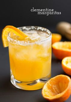 Clementine Margarita [RECIPE]