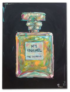 """""""Little Number"""" by trippark   Chanel No.5"""