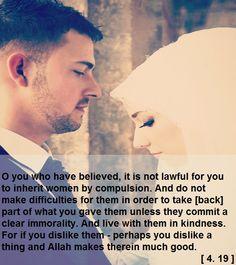 Muslim couple subhanallah