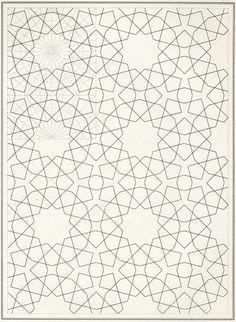 BOU 094   Les Elements de l'art Arabe   Pattern in Islamic Art