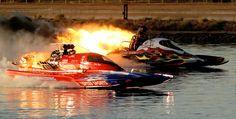 Power Boat Drag Racing, IHBA at Phoenix - 4/30/2009