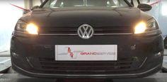 36 KM więcej w VW Golfie 7 po chip tuningu - CarSoft Vw Golf 7, Chips, Vehicles, Potato Chip, Car, Potato Chips, Vehicle, Tools