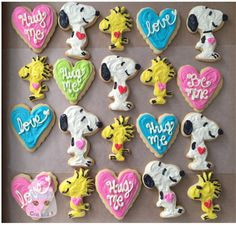 Happy #SweetestDay! #Snoopy #Woodstock #PeanutsMovie