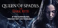 QUEEN OF SPADES is coming for you — On Demand Everywhere July 15!