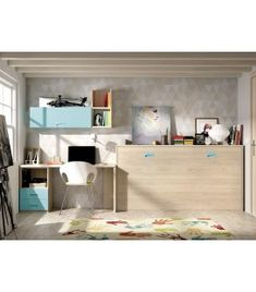 Vallecas Shelves, Bed, Furniture, Home Decor, Shopping, Bunk Beds, Girl Rooms, Kids Rooms, Study Tables