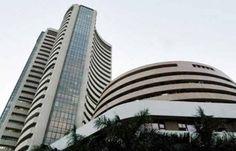 बंबई शेयर बाजार को सूचकांक, सेंसेक्स आज के शुरुआती कारोबार लगभग 350 अंक उछला